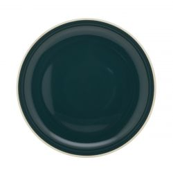 Round large deep plate  22,5 cm    100 cl