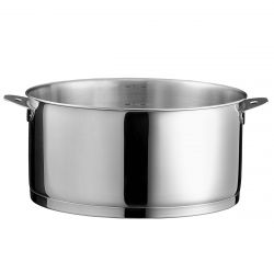 Stewpot straight shape 24 cm without lid
