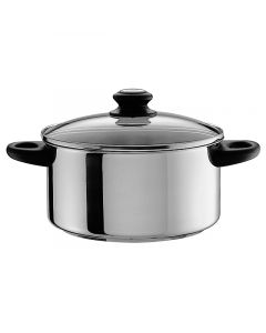 Stewpot 24 cm with lid