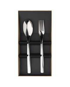 Gift box of 2 pieces serving set