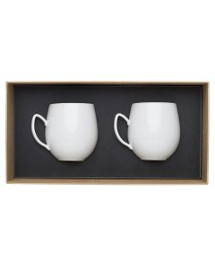 Gift box of 2 tea mugs 38 cl