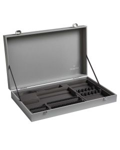 Wood grey canteen for 50 pieces