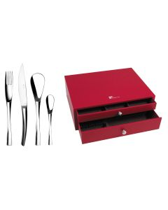 75 pieces solid handle box set