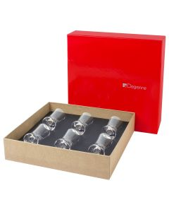 Gift box of 6 shooters