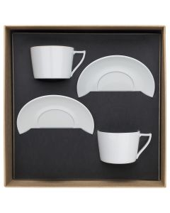 Gift box of 2 breakfast sets