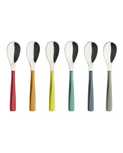 Gift box of 6 coffee/tea spoons