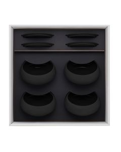 Gift box of 4 cassolettes