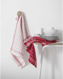 Set of 2 kitchen towels 60x80 cm